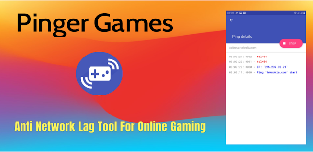How do I fix high ping and lag? Use Pinger Game Anti Lag Tool For Mobile Online Gaming