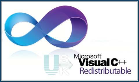 Microsoft Visual C++ Redistributable Package x86/ x64 All