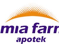 Lowongan Kerja PT Kimia Farma Apotek (Update 13-10-2021)