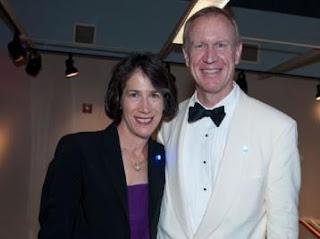 Diana & Bruce Rauner