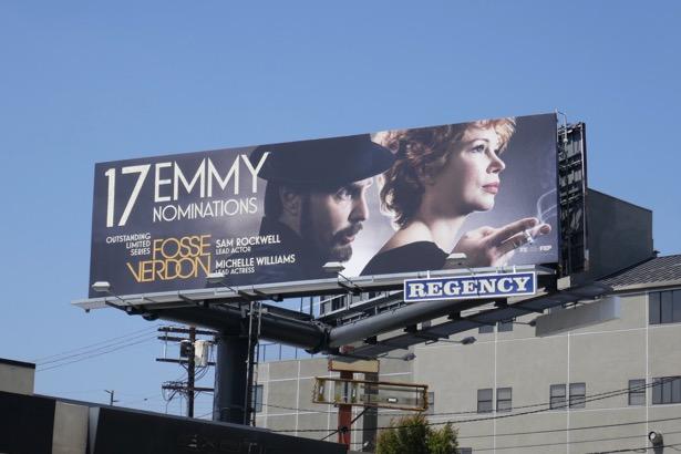 Fosse Verdon 17 Emmy nominations billboard