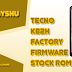 TECNO KB2H STOCK FIRMWARE FLASH FILE ROM FACTORY / SIGNED TESTED 100% 2019 UPDATE