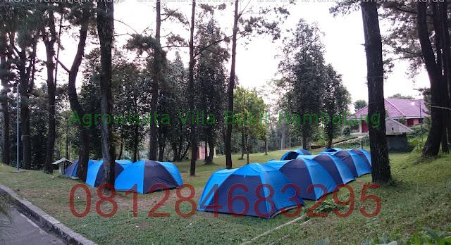 Tempat Kemping Hemat sekitar Sentul Bogor