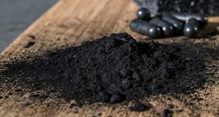 Carbon Activado Para Quitar La Sudoracion de Las Manos