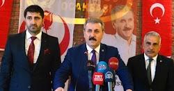 Συνεχίζεται η προκλητικότητα από την Άγκυρα, η οποία ταυτόχρονα δείχνει και τα πραγματικά της σχέδια.Ο πρόεδρος του ΒΒΡ, κόμμα που υποστηρίζ...