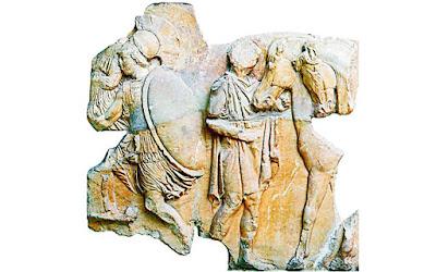 Τα μυστικά των αρχαίων για τα Γλυπτά του Παρθενώνα