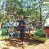 Uniknya Taman Mini Recycle Park di Desa Tukak