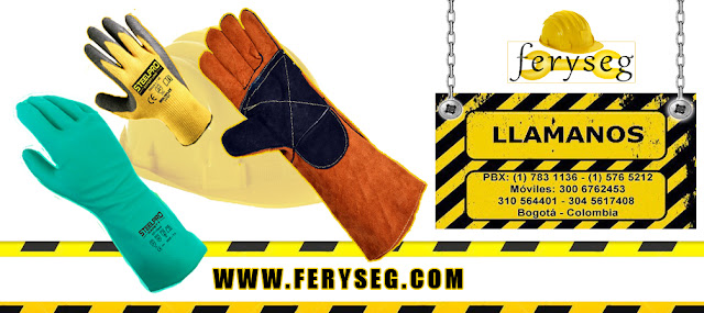 guantes epp Bogotá