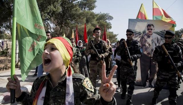 Ο ηρωικός και μοναχικός αγώνας των Κούρδων
