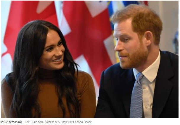 Harry and Meghan called it a 'hate crisis' on social media
