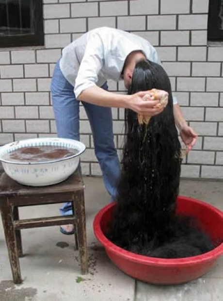 Passion des cheveux Long  Beaut et conseils juin 2011