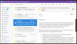برنامج, إحترافى, لإدارة, حسابات, ورسائل, البريد, الالكترونى, Mailspring