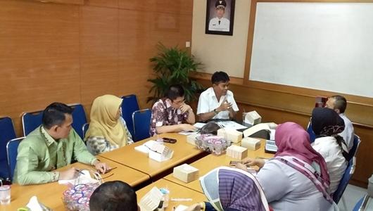 Pansus I DPRD Padang Bahas Pertanggungjawaban APBD Tahun 2018