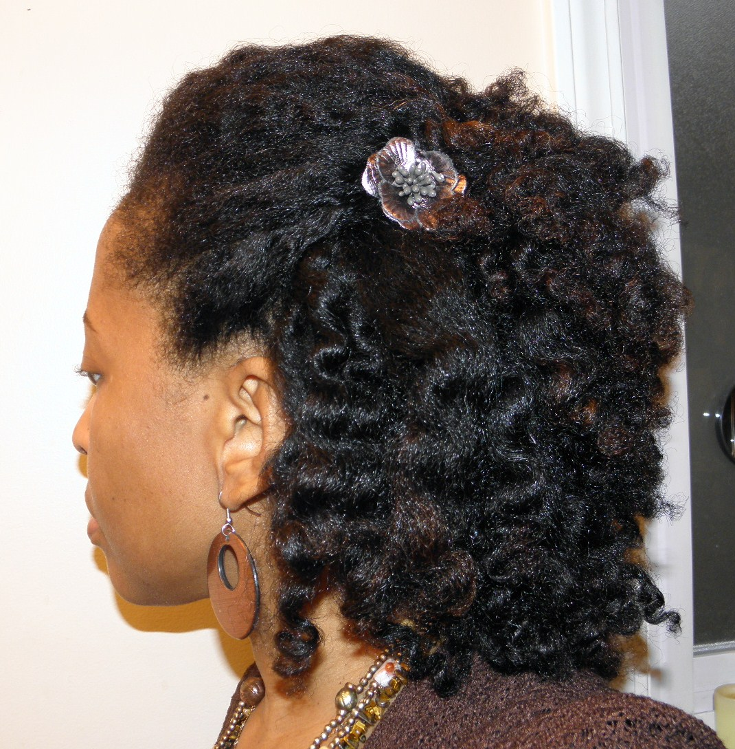 All Natural Hair: Bantu Knot Out Revisit