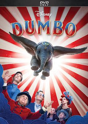 Dumbo [2019] [DVD R1] [Latino]