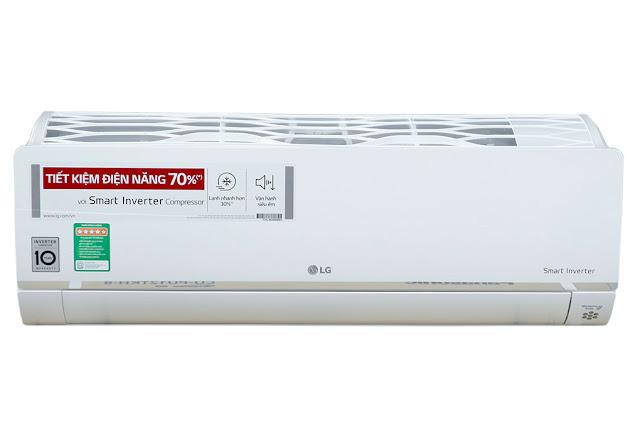 Điều hòa một chiều LG Inverter 1.5 HP V13APR