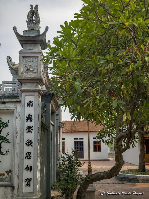 Exterior Templo Do, Bac Ninh - Vietnam, por El Guisante Verde Project