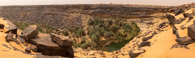 L'oasi di El Berbara