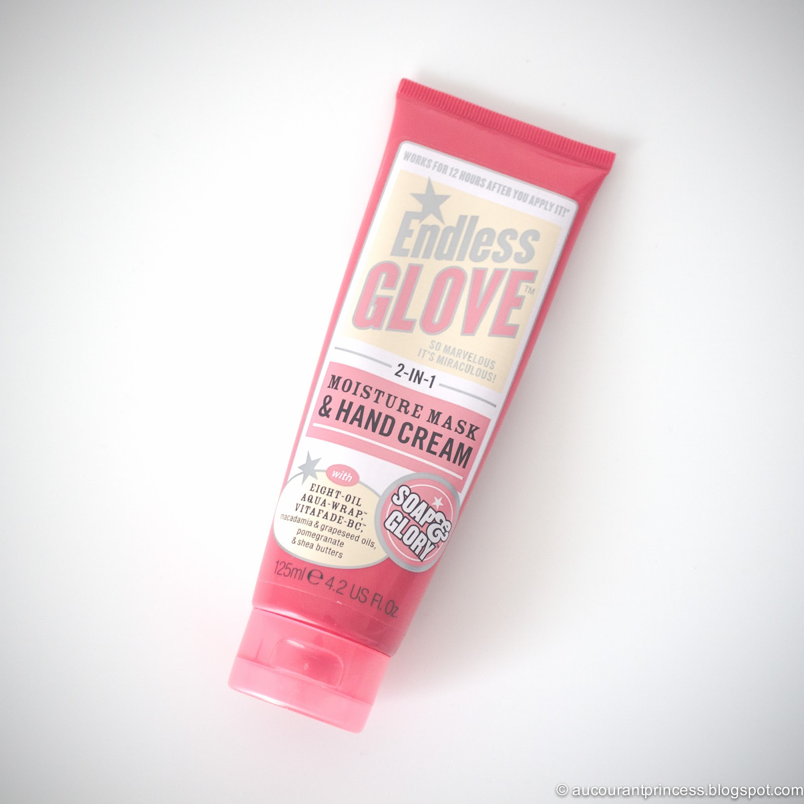 Soap & Glory Endless Glove 2 in 1 Moisture Mask & Hand Cream Product Review