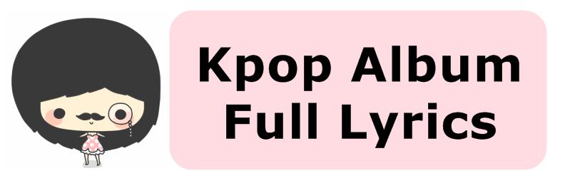 Kpop Album Full Lyrics: TWICE - The Story Begins EP [FULL
