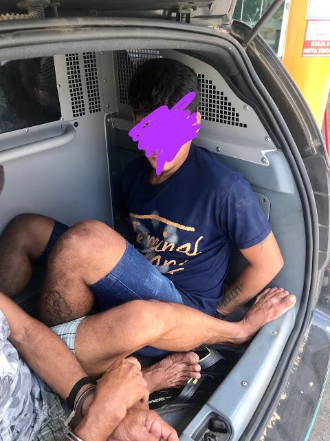 POLÍCIA CIVIL PRENDEU ACUSADO DE TENTAR MATAR NAMORADA À PAULADAS EM HIDROLÂNDIA