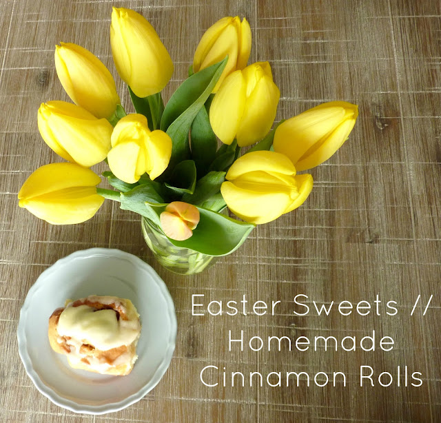 Easter Treats, Easter sweets, Spring Time, homemade cinnamon rolls, cinnamon swirl recipe, lbloggers, lifestyle, baking, sweet treat for Easter
