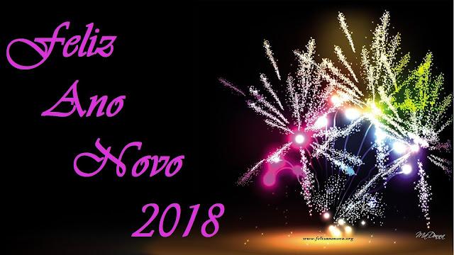 feliz ano novo 2018