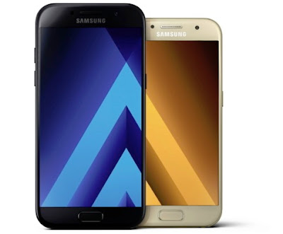 Samsung Introduces New Galaxy 2017 [ Galaxy A3, A5 And A7 ]
