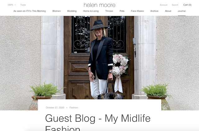 my midlife fashion, Helen Moore England