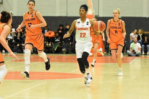 Női kosárlabda Eb-selejtező - Hollandiai vereséggel kezdett a válogatott