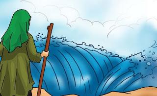 Keteladanan Nabi Musa