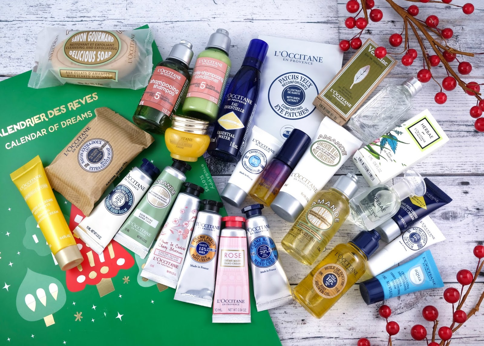 L'Occitane | Holiday 2019 Luxury Advent Calendar: Reveal & Spoiler