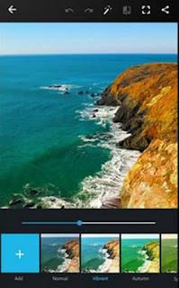 Aplikasi edit foto android terbaik di dunia Photoshop android