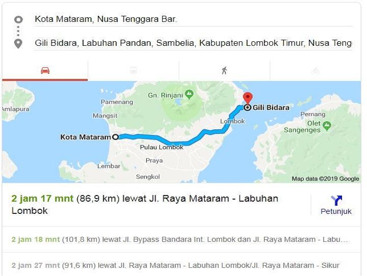 Informasi-Rute-dan-Transportasi-ke-Gili-Bidara-Lombok