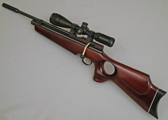 Archer on Airguns: Recent Examples from the Archer Airguns