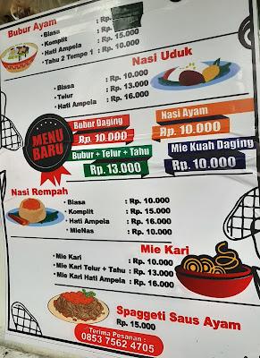 Mencicipi Makanan Food Truck Payakumbuh