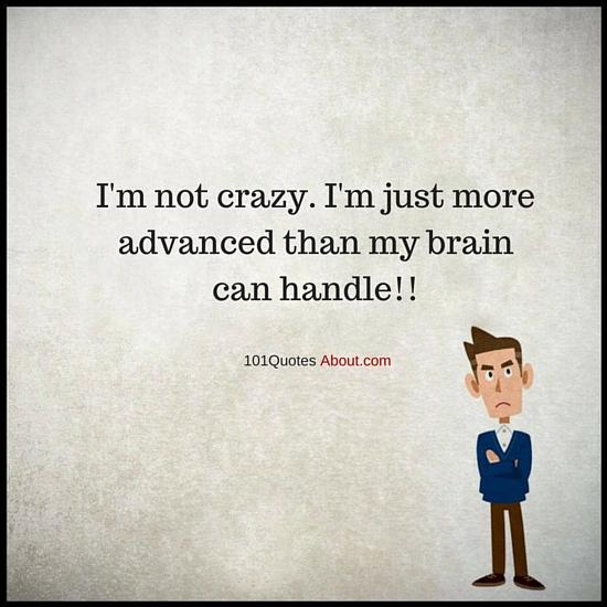 """""""Crazy Quotes"""""""