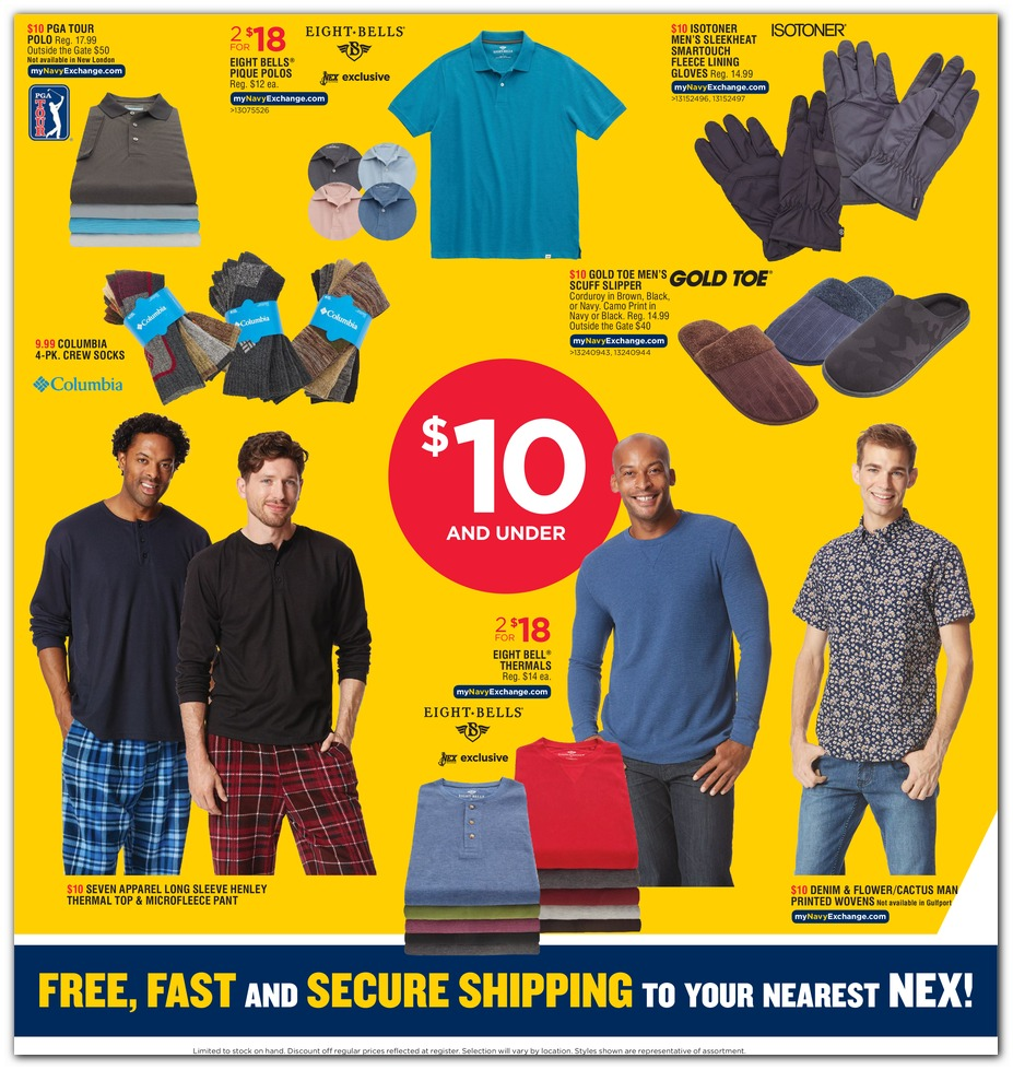 Navy Exchange Black Friday 2019 page 56