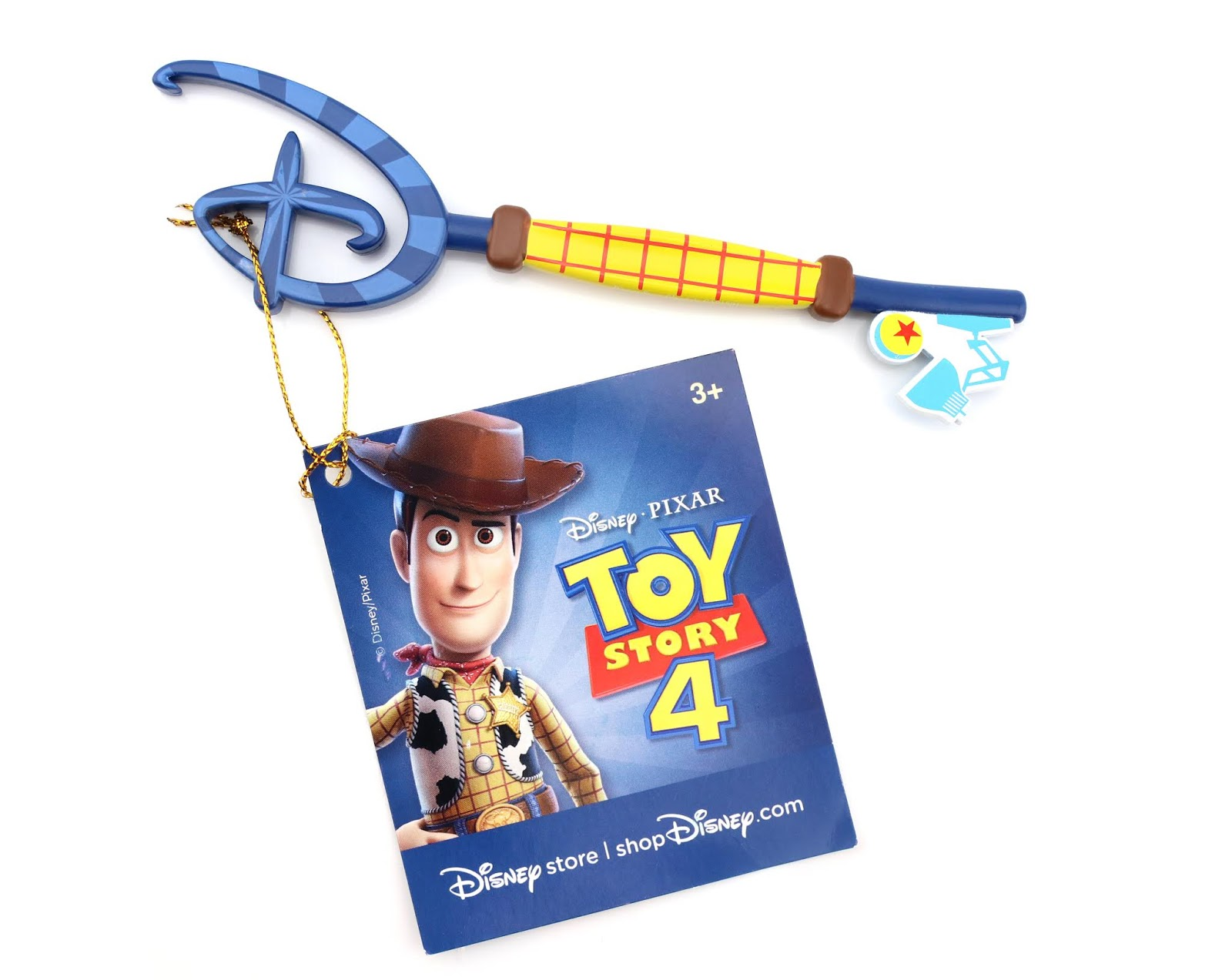 Disney Store Toy Story 4 Opening Ceremony Key