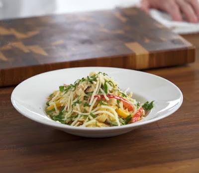Rattle Snake Pasta Recipe