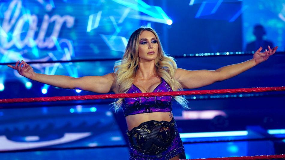 "Charlotte Flair quer ""Dream Match"" contra Michelle McCool"