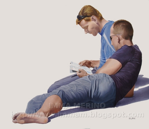 Galeria de pintura realista
