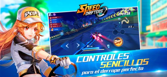 Download Game Garena Speed Drifters Apk + Obb Data