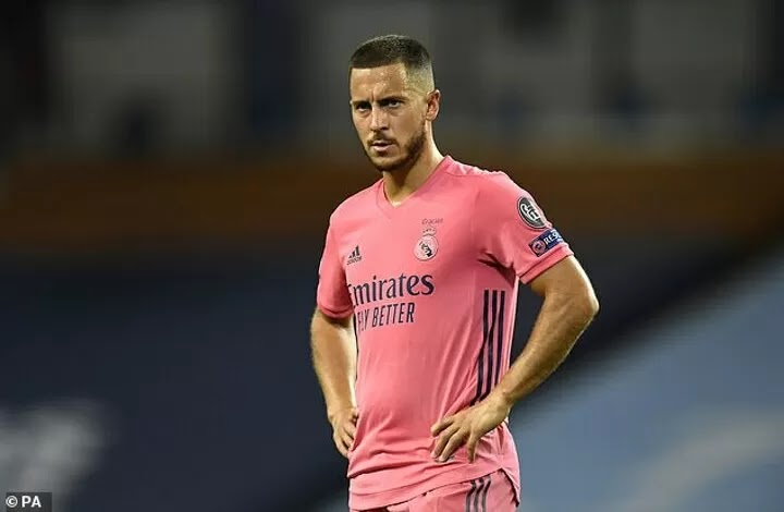 Duff slams Hazard's attitude since his move to Real Madrid, calling him 'fat'