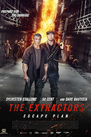 Poster Of Hollywood Film Watch Online Escape Plan: The Extractors 2019 Full Movie Download Free Watch Online 300MB