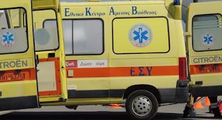 Βόλος: Νεκρός 33χρονος ντελιβεράς από τροχαίο