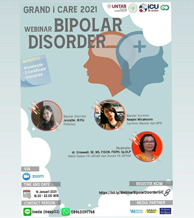 WEBINAR    Grand i Care 2021 ( Bipolar Disorder)