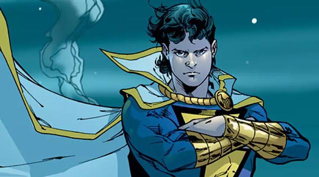 Super Herói com Deficiência - Capitão Marvel Junior
