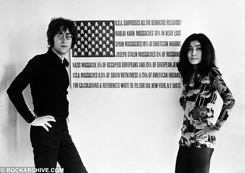 Everything Flows Gimme Some Truth By John Lennon