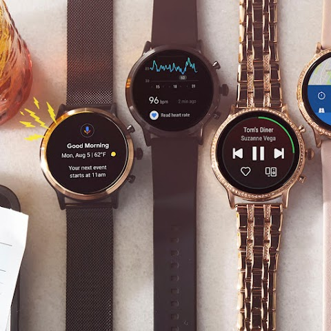Review Fossil Smartwatch GEN 5